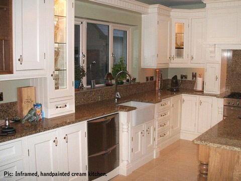 Fitted kitchen cabinets and doors gallery various styles for Kitchen designs cream cabinets